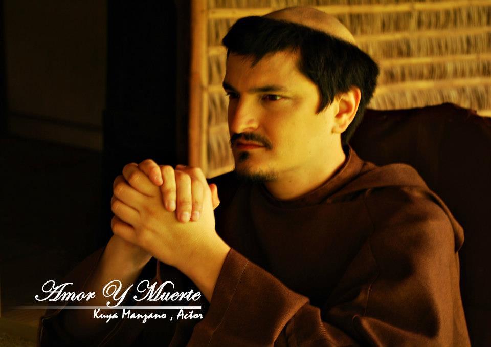 Kuya Manzano in Amor y Muerte film