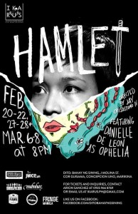 Hamlet - Theater in the Philippines