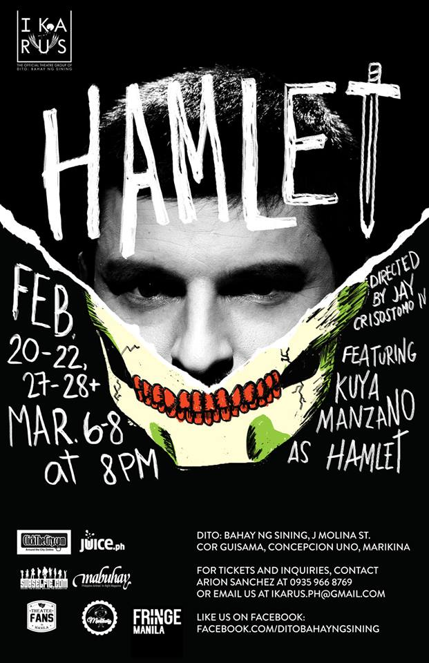 Hamlet - Theater in the Philippines.